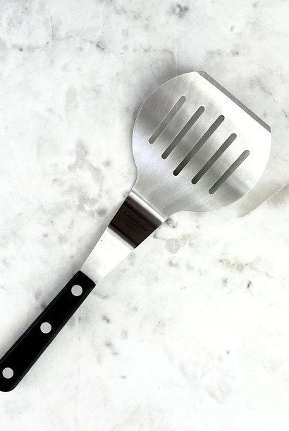 Lamson Pancake Turner with Black Handle