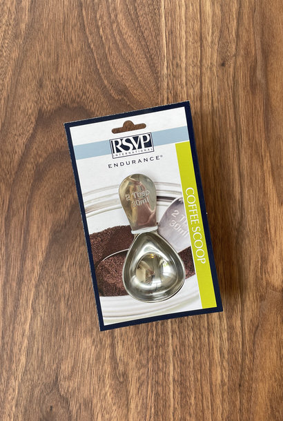 RSVP Stainless Coffee Scoop