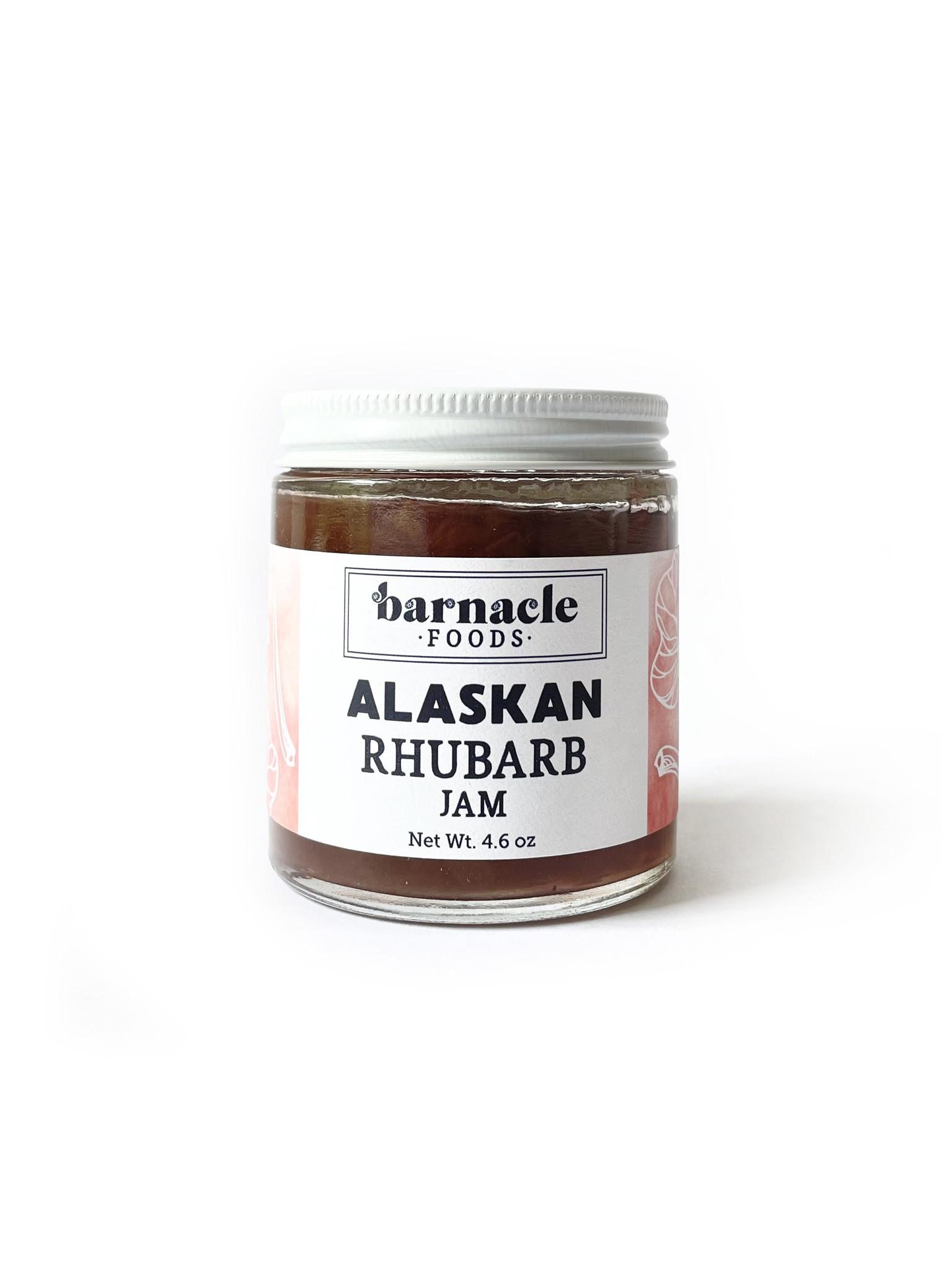 Barnacle Foods Rhubarb Jam-1