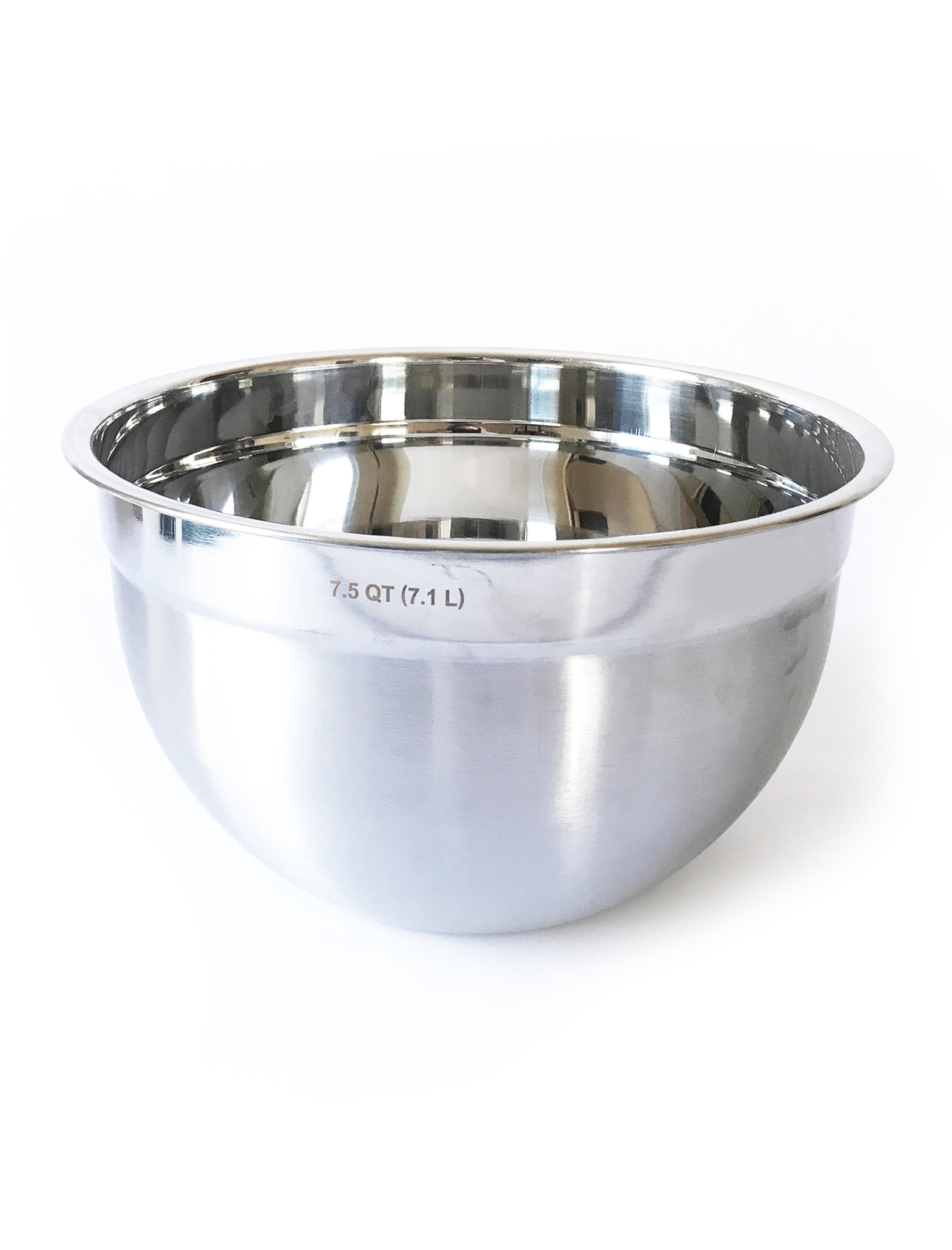 Tovolo Stainless Steel Mixing Bowl, 7.5 qt.-1