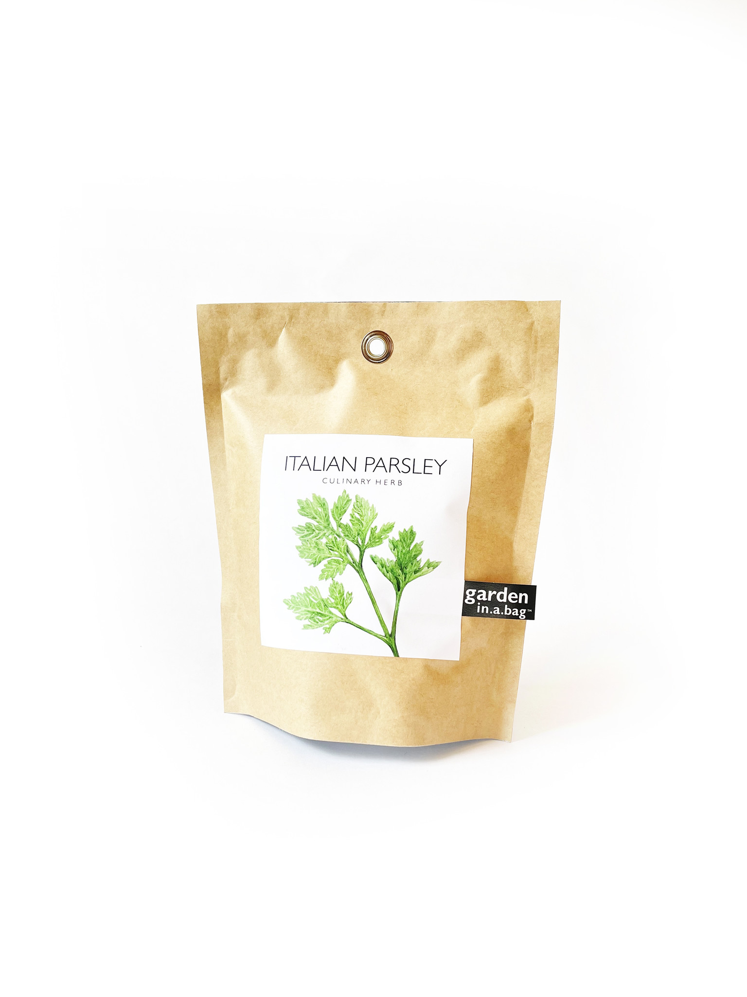 Potting Shed Creations Italian Parsley Garden in a Bag-1