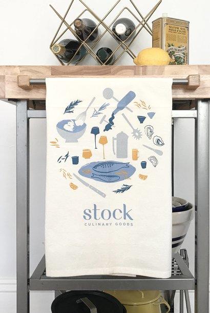 Cricicis Design & Stock Tea Towel