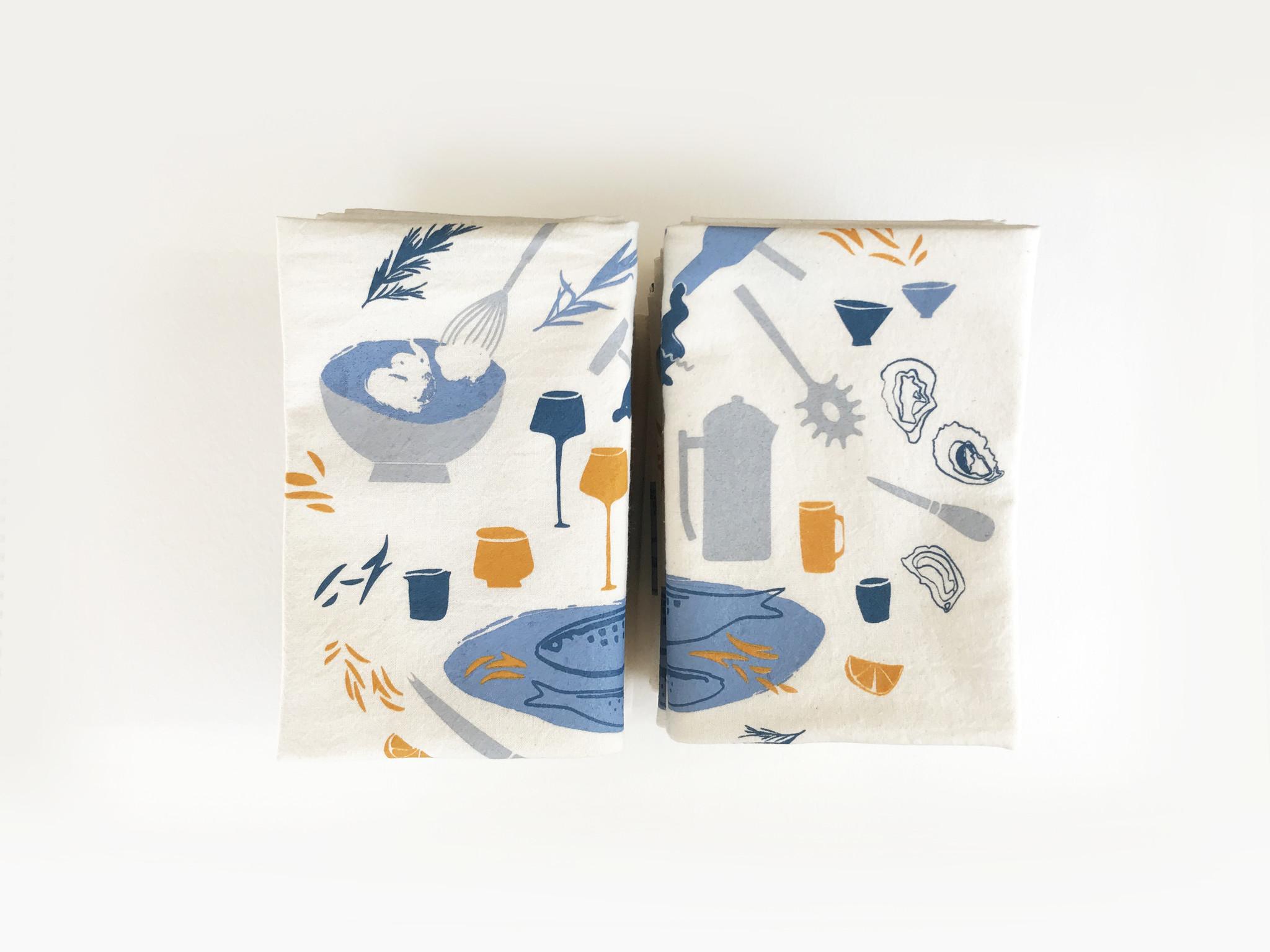 Cricicis Design & Stock Tea Towel-2