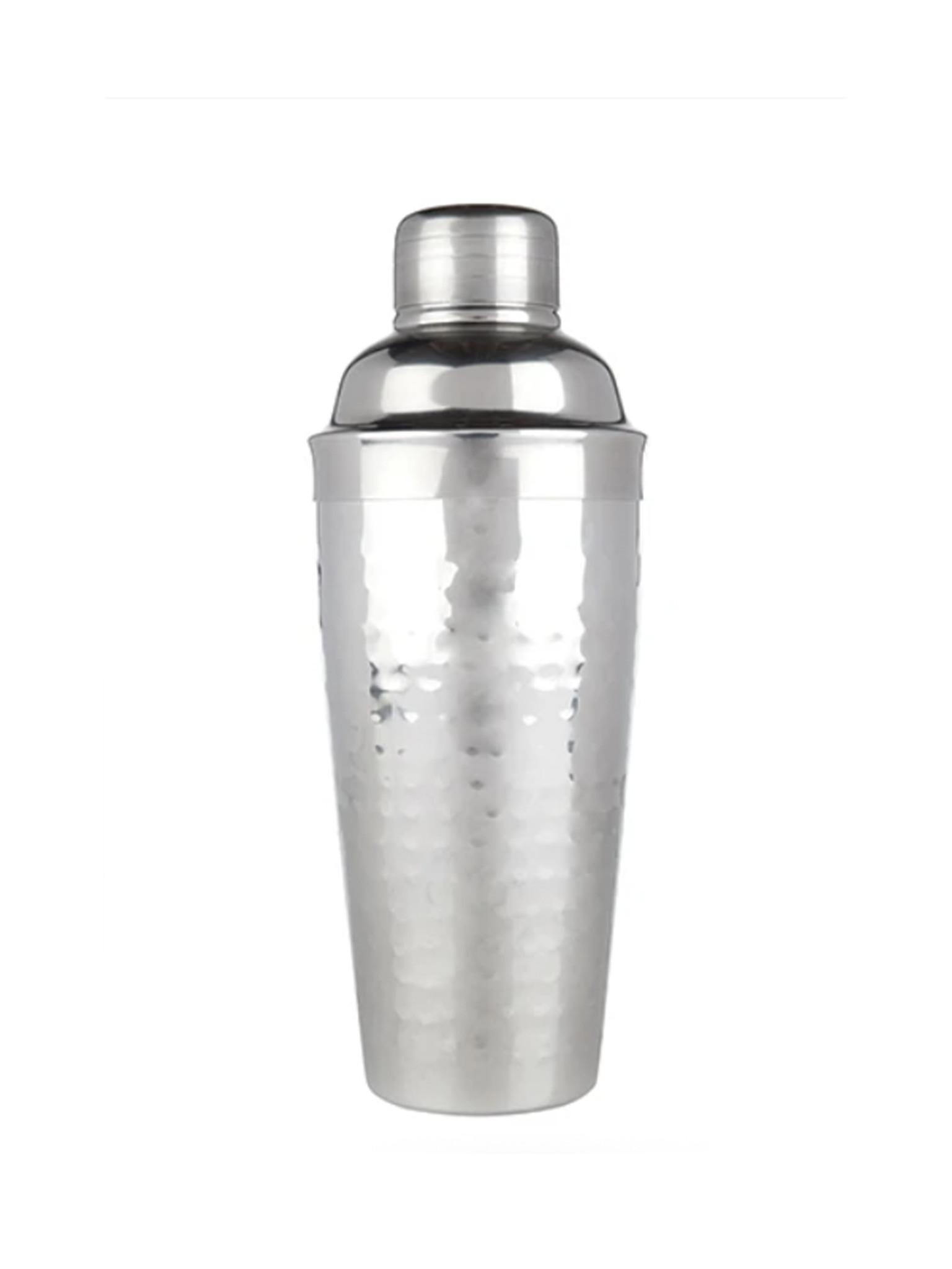 Viski Hammered Cocktail Shaker, 24 oz.-1