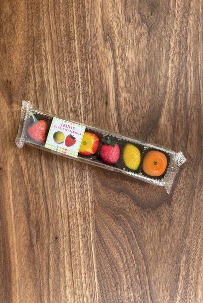 Maffren Fruit Marzipan, Box of 6