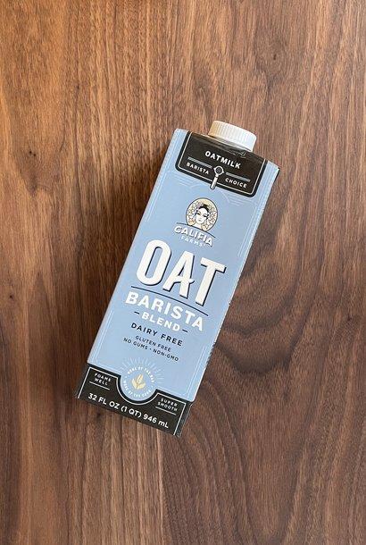 Califia Barista Blend Oat Milk, 32 oz.
