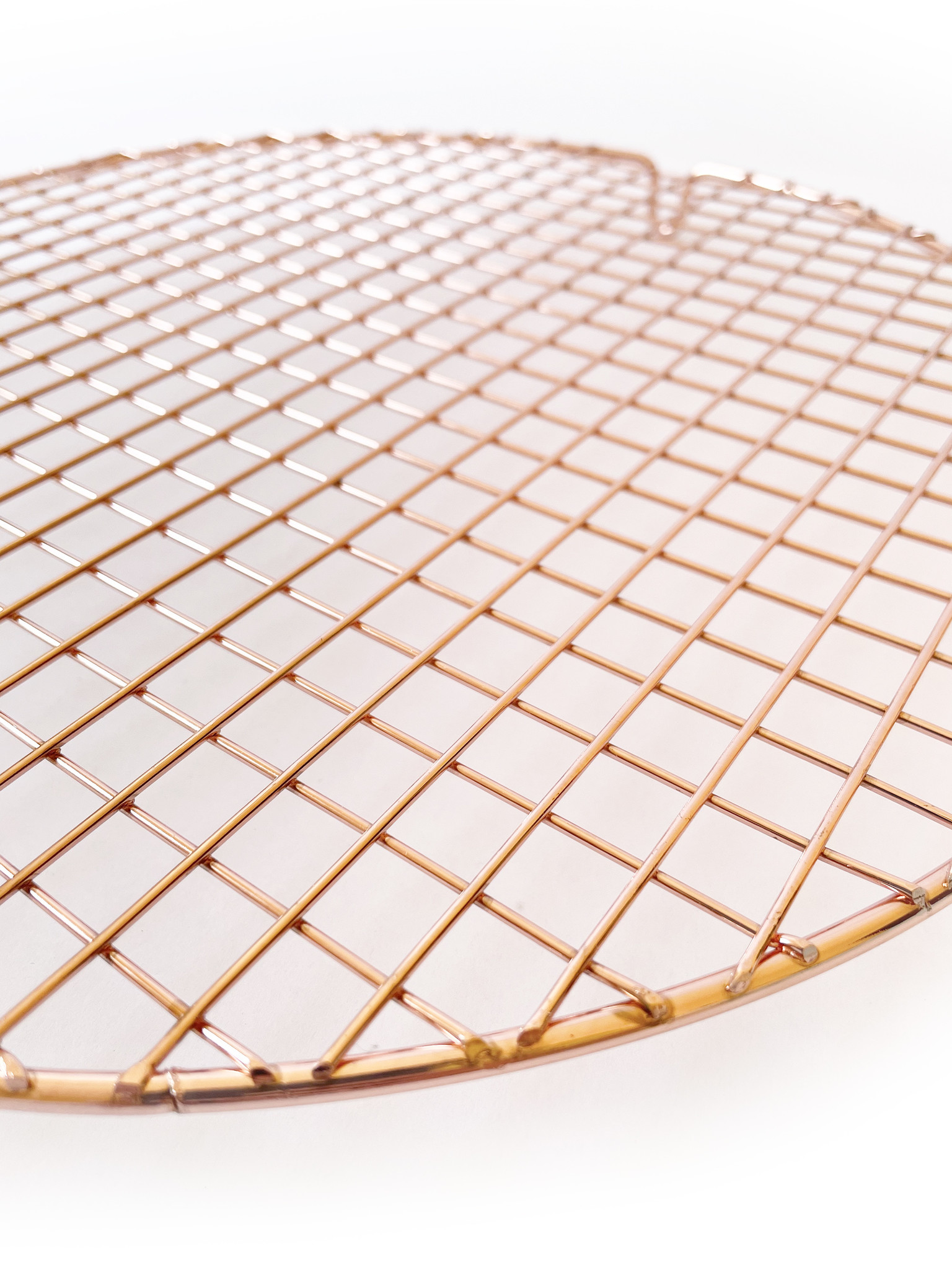 """Nordic Ware Copper Round Cooling Rack, 13""""-1"""