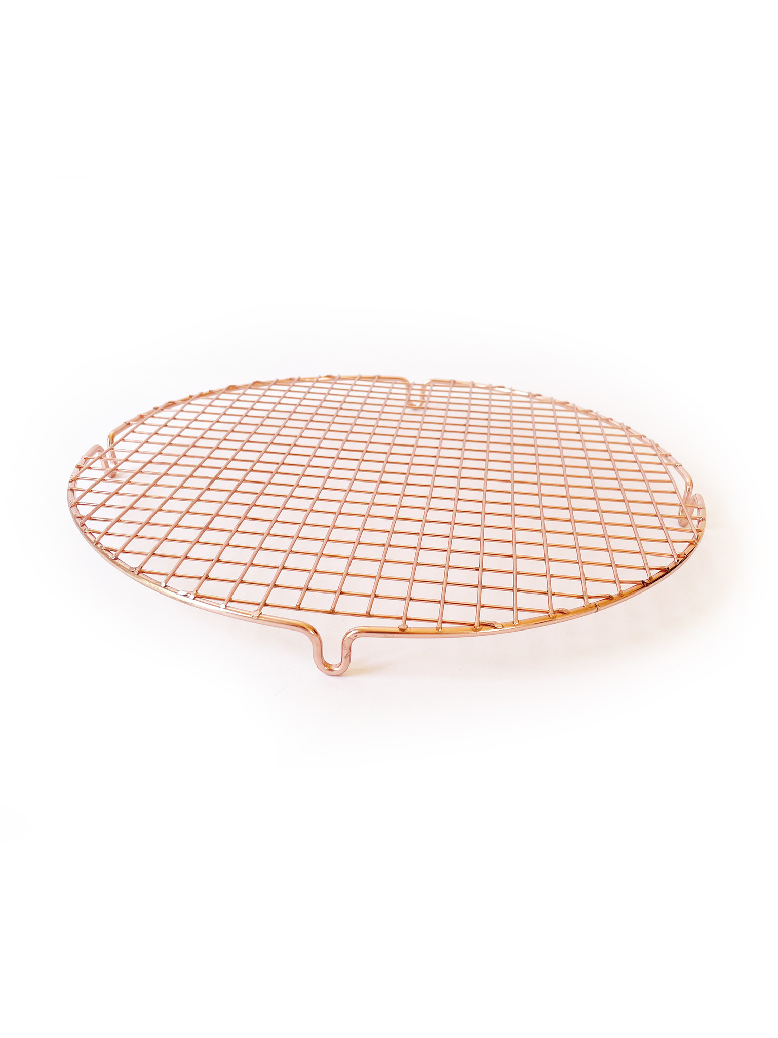 """Nordic Ware Copper Round Cooling Rack, 13""""-2"""