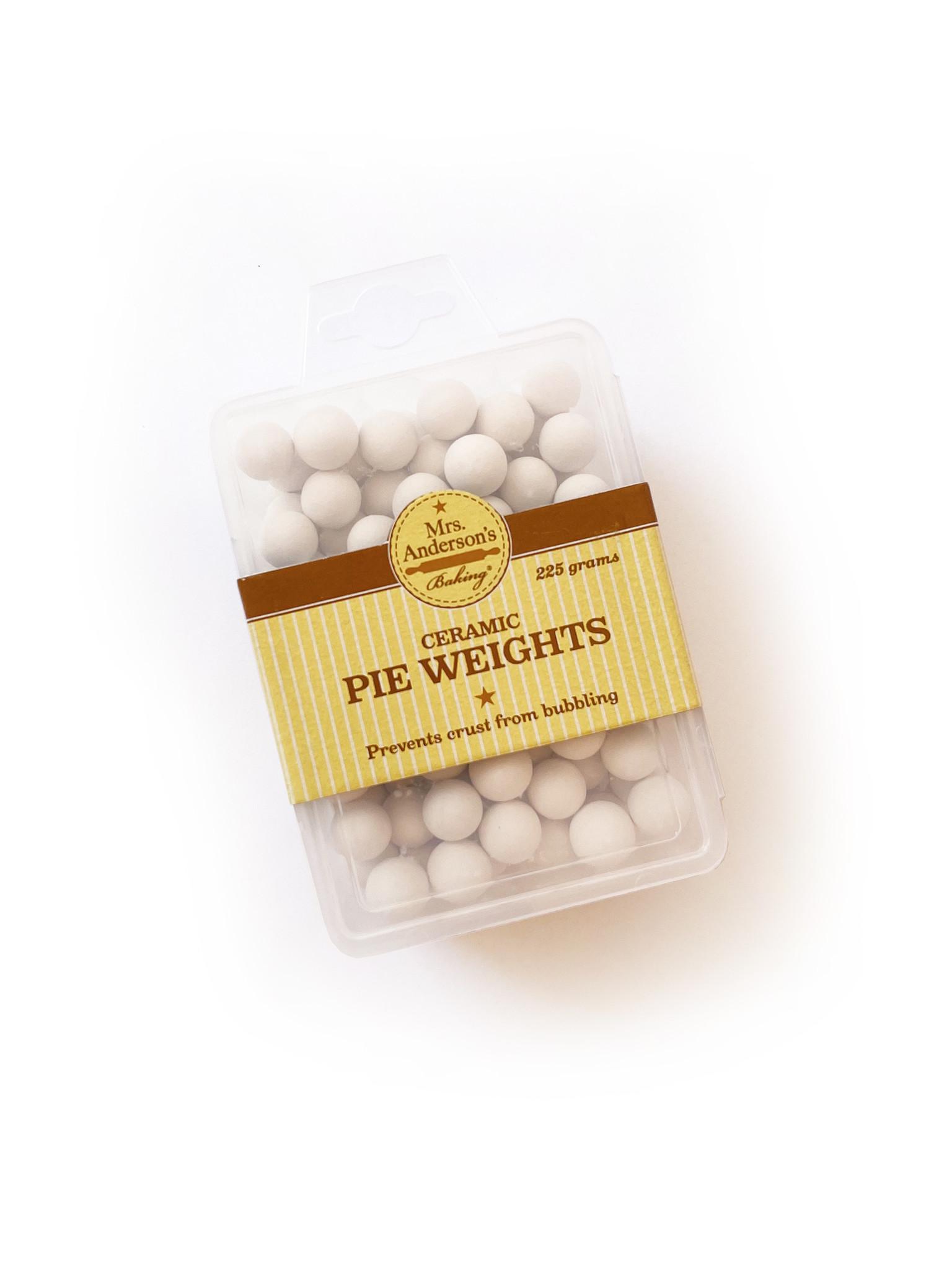 Mrs. Anderson Ceramic Pie Weights-1