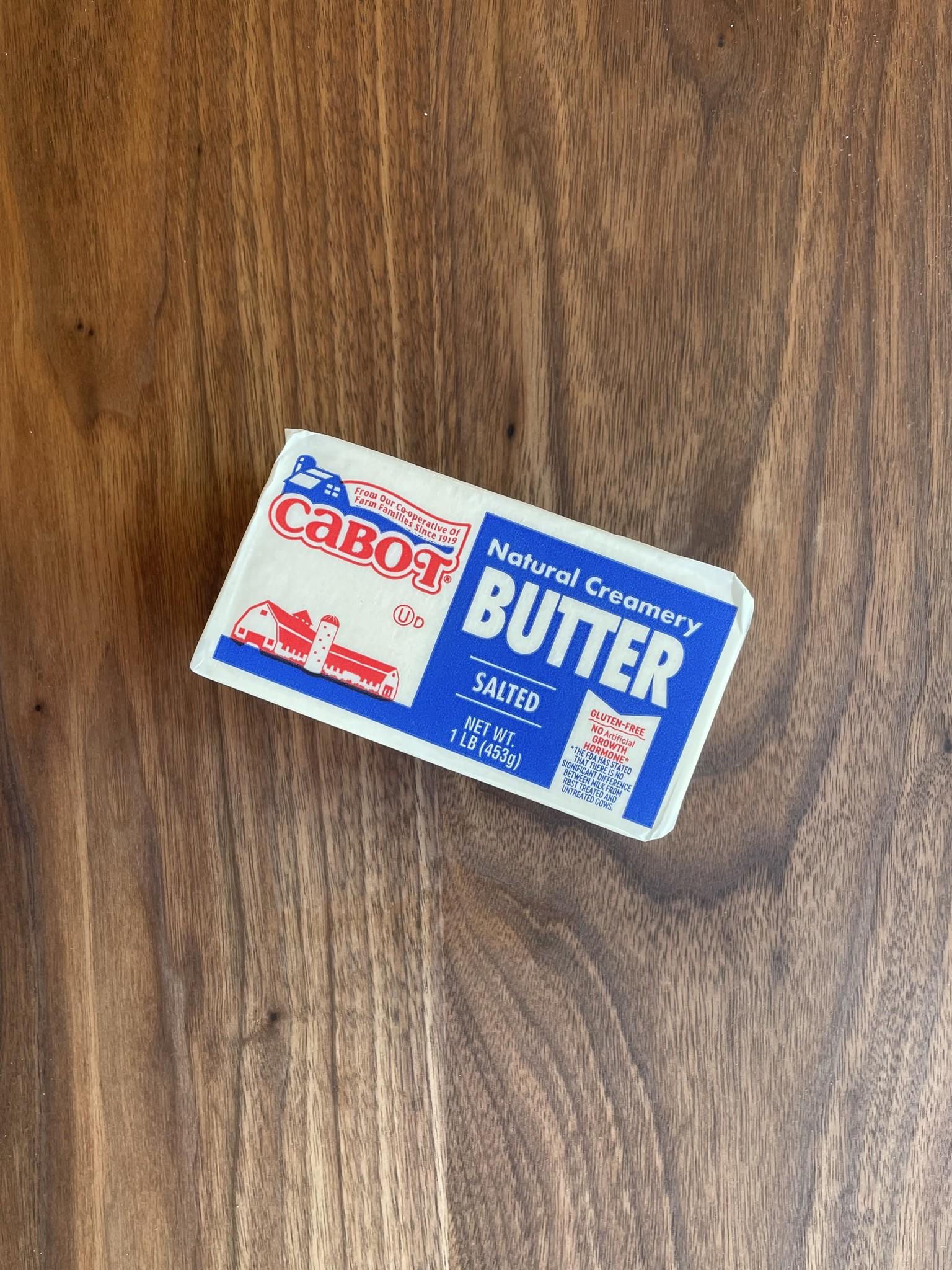 Cabot Butter, 1 lb.-1