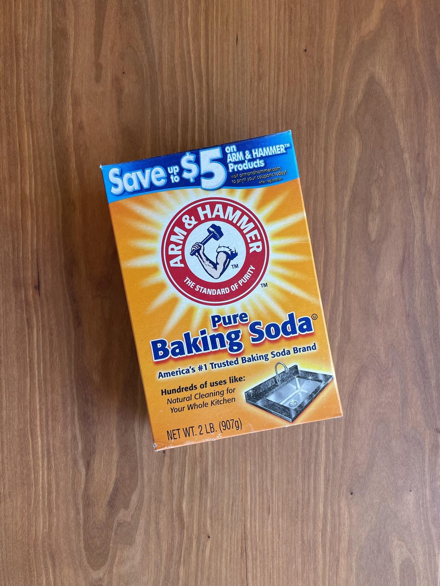 Arm & Hammer Baking Soda-1