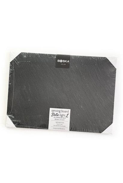 "Boska Light Large 11"" Slate Serving Board"