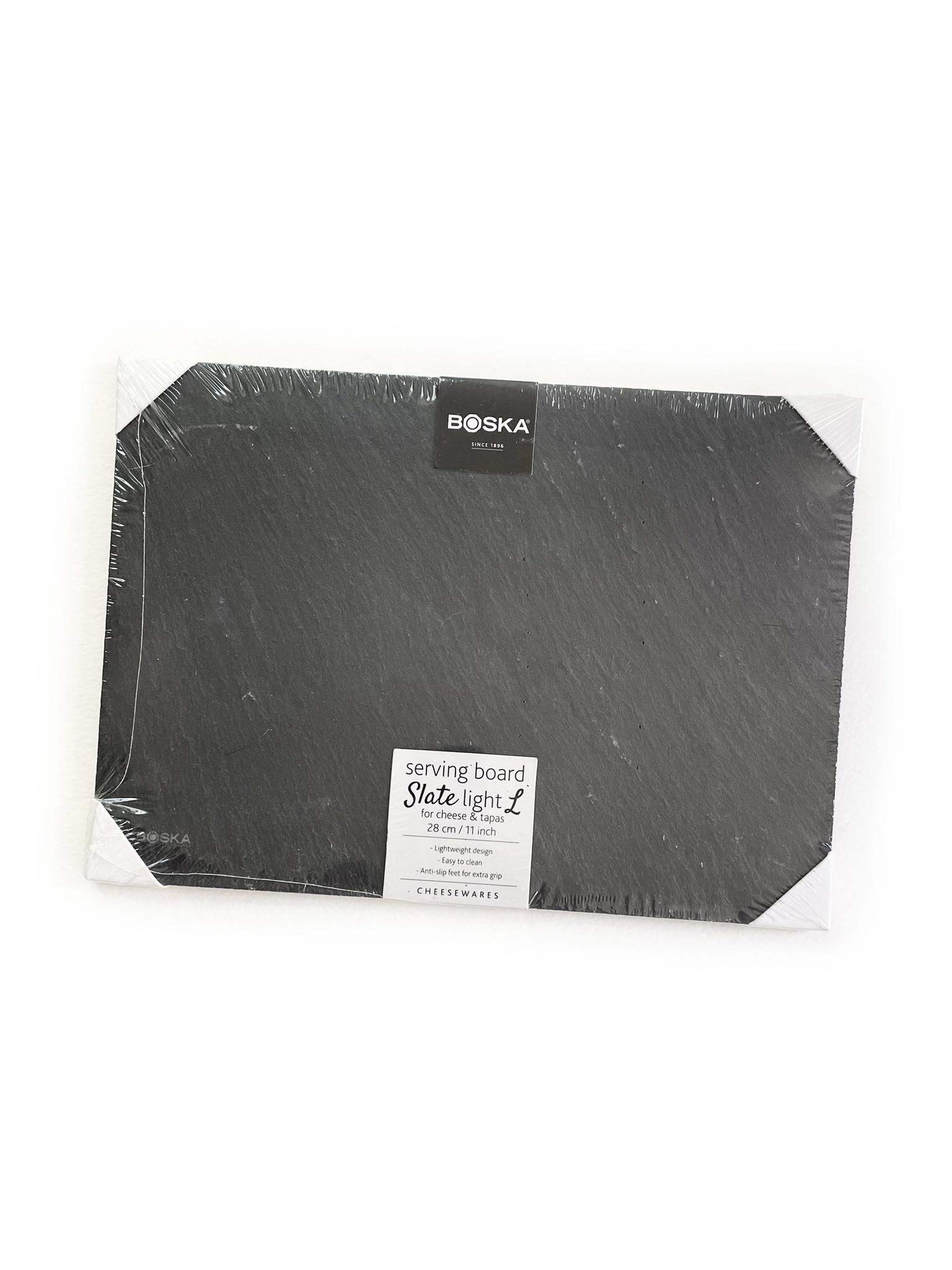 "Boska Light Large 11"" Slate Serving Board-1"