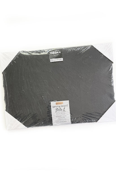 "Boska Extra Large 13"" Slate Serving Board"