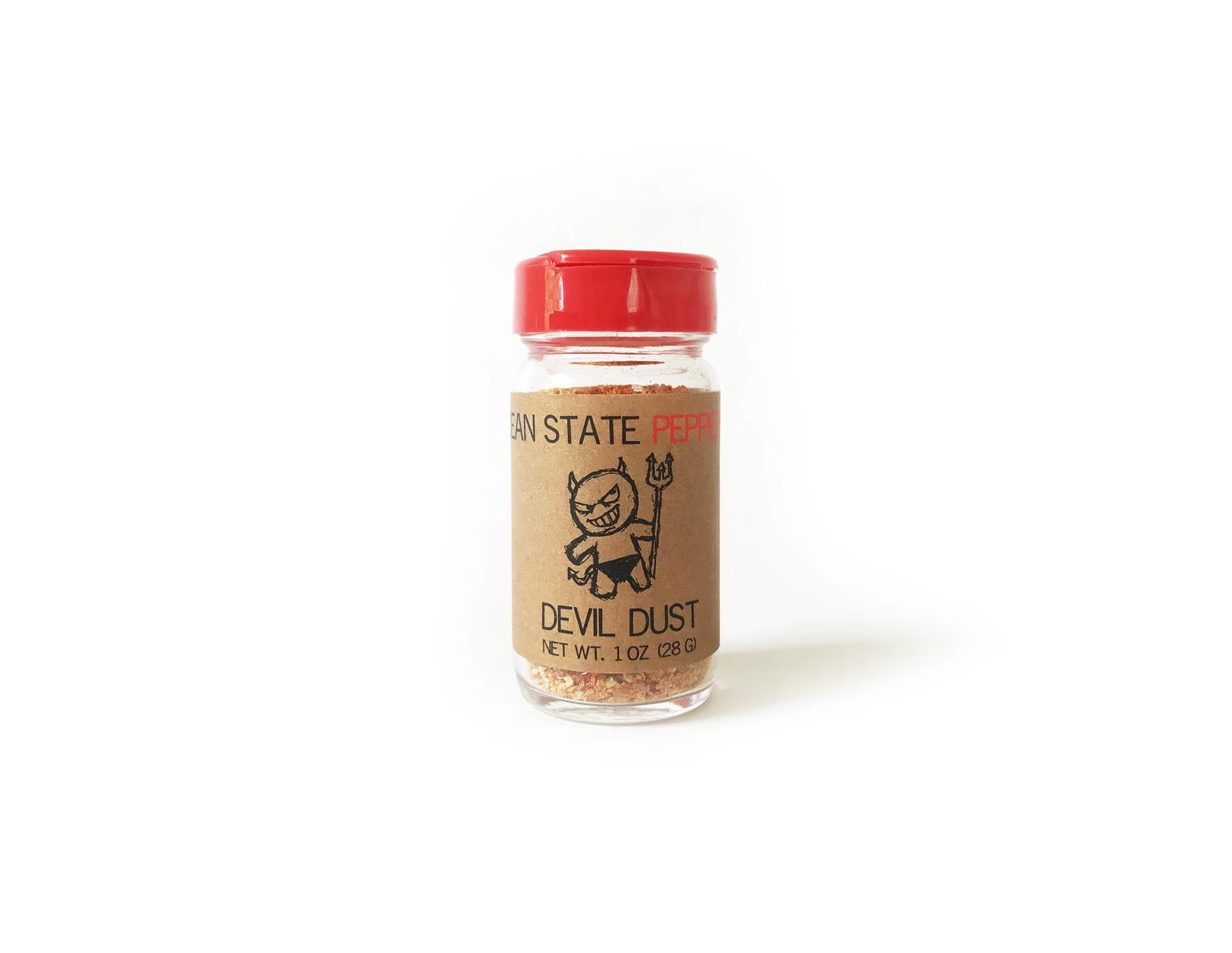 Ocean State Pepper Co. Devil Dust-1
