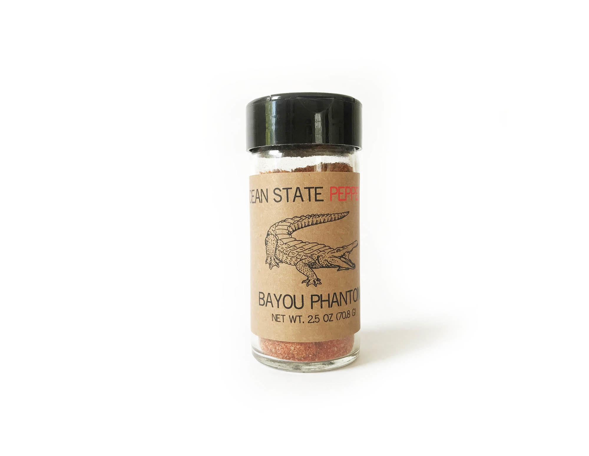 Ocean State Pepper Co. Seasonings, 2 oz. Jar-6