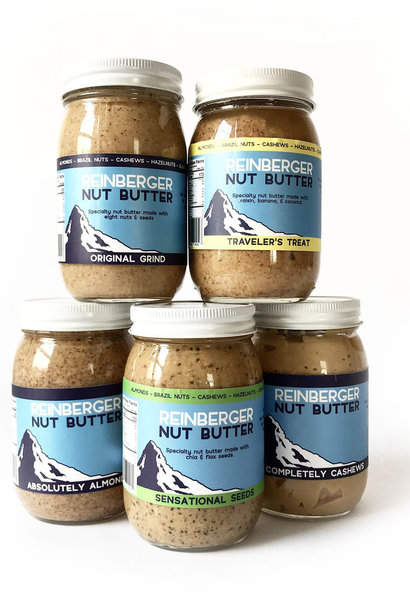 Reinberger Nut Butters