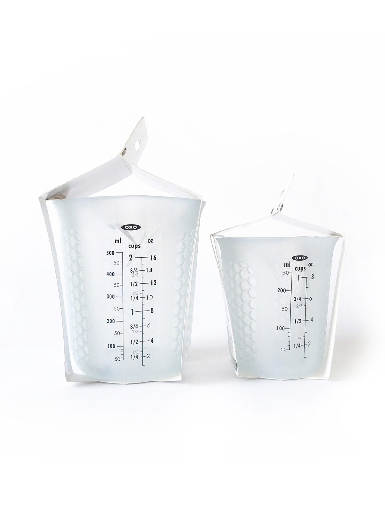Squeeze and Pour Silicone Measuring Cup-1