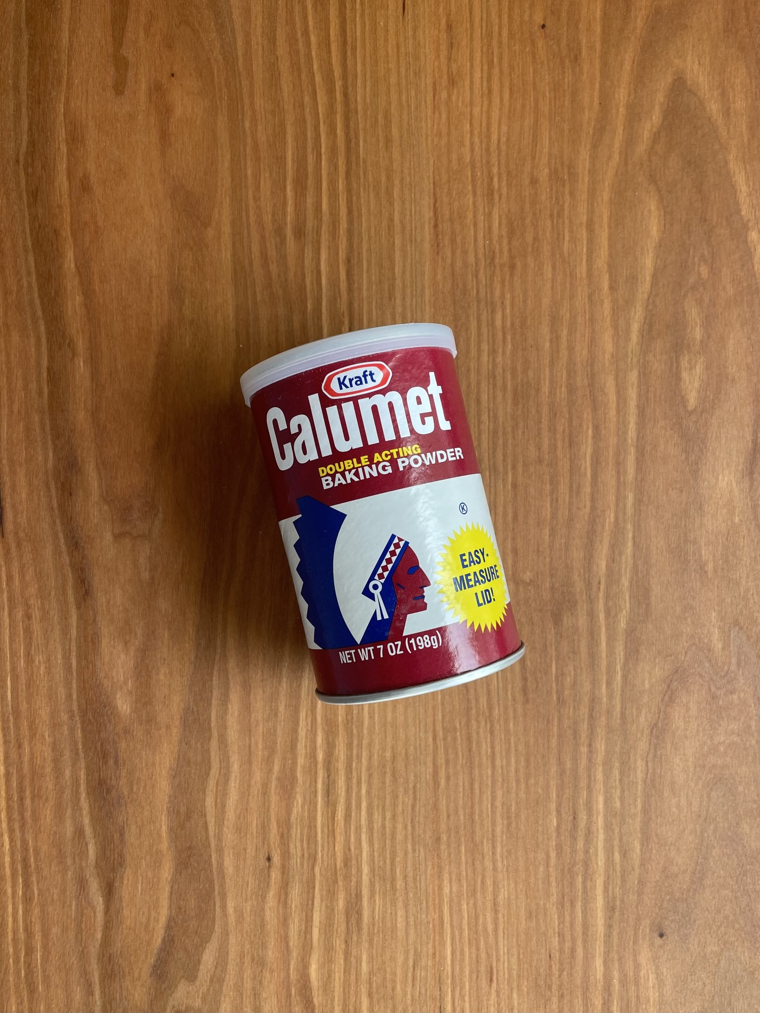 Kraft Calumet Baking Powder-1