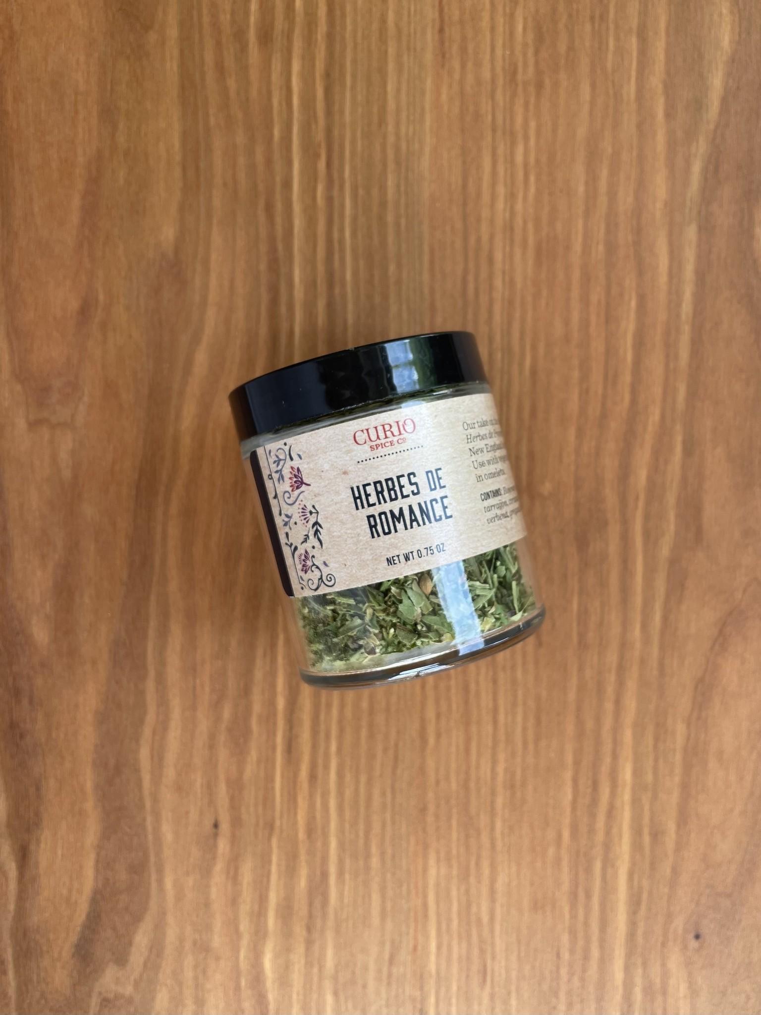 Curio Spice Co. Herbes de Romance,  0.75 oz.-1