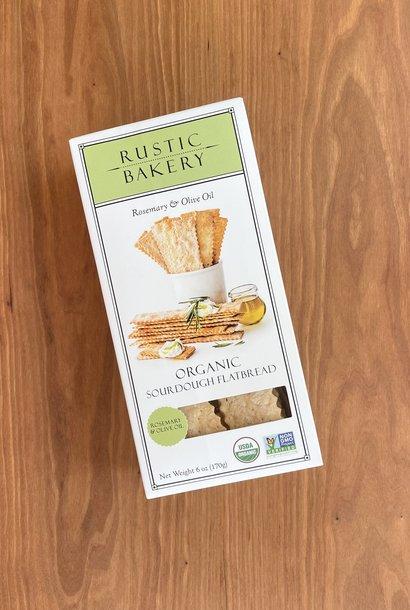 Rustic Bakery Sourdough Flatbread Crackers