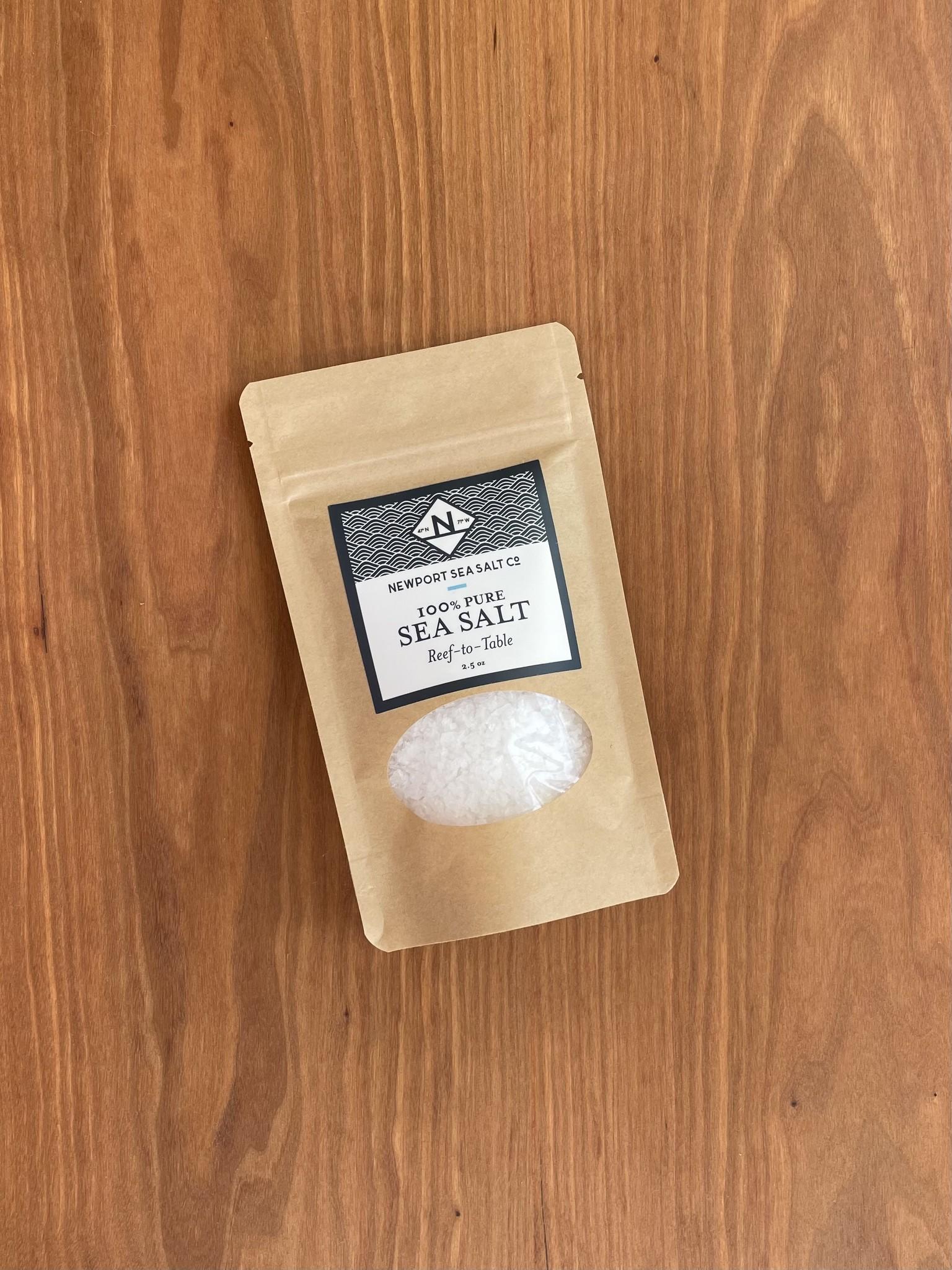 Newport Sea Salt Pouches, 2.5 oz.-1