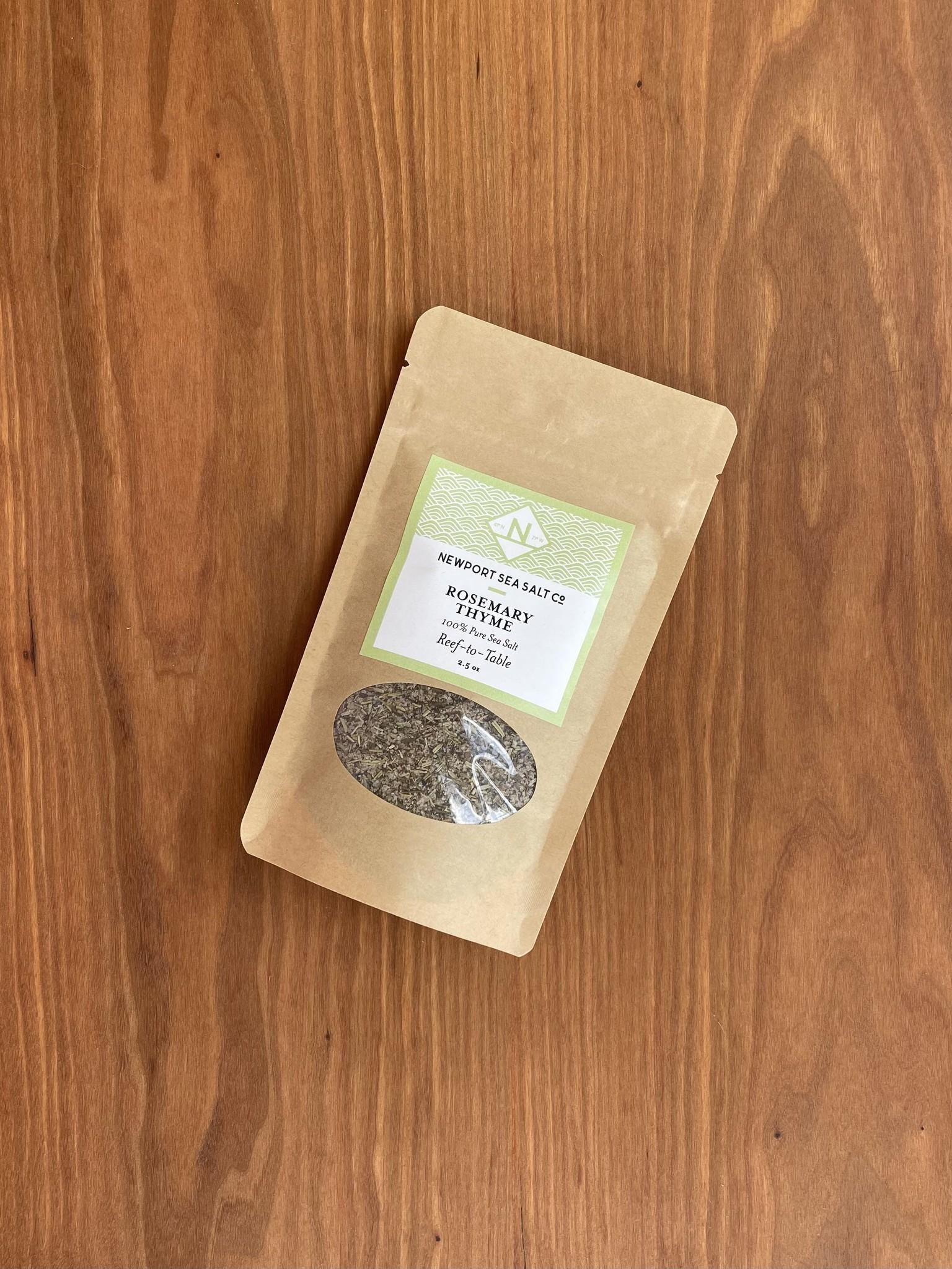 Newport Sea Salt Pouches, 2.5 oz.-4