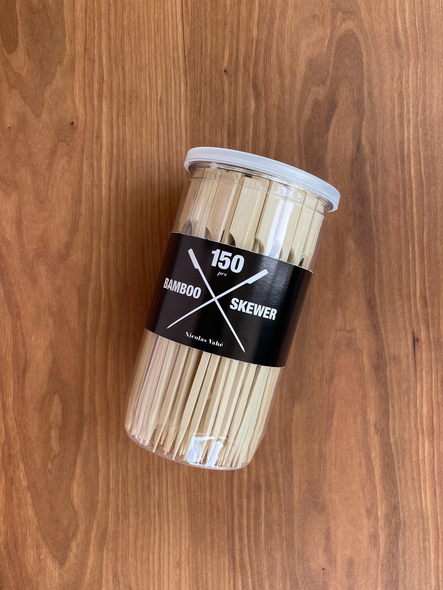 Nicolas Vahe Bamboo Skewers, 150 Pieces-1
