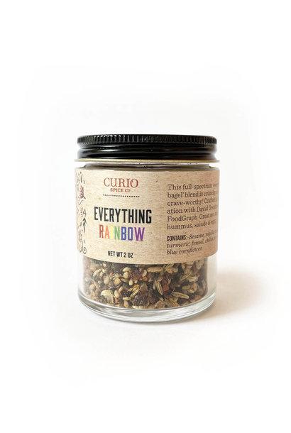 Curio Spice Co. Everything Rainbow Spice Mix, 2 oz.