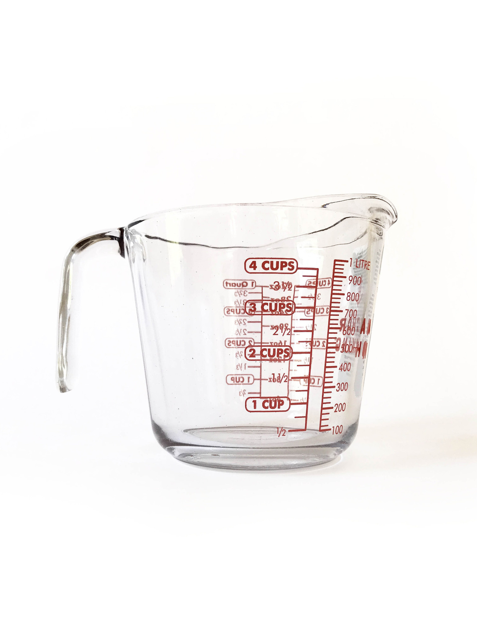 Anchor Hocking Glass Measuring Cups-1