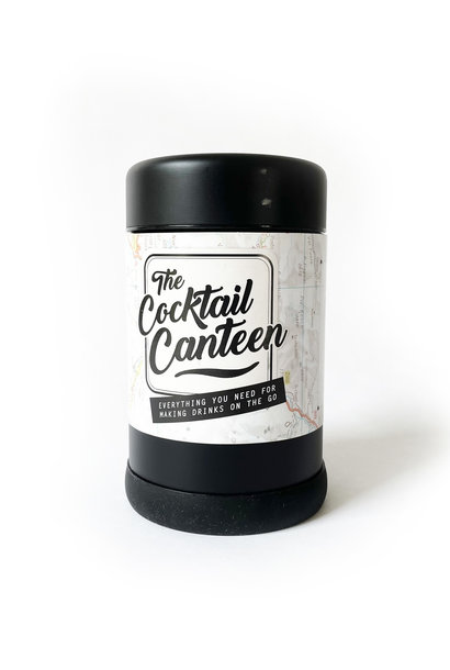 W & P The Cocktail Canteen Kit