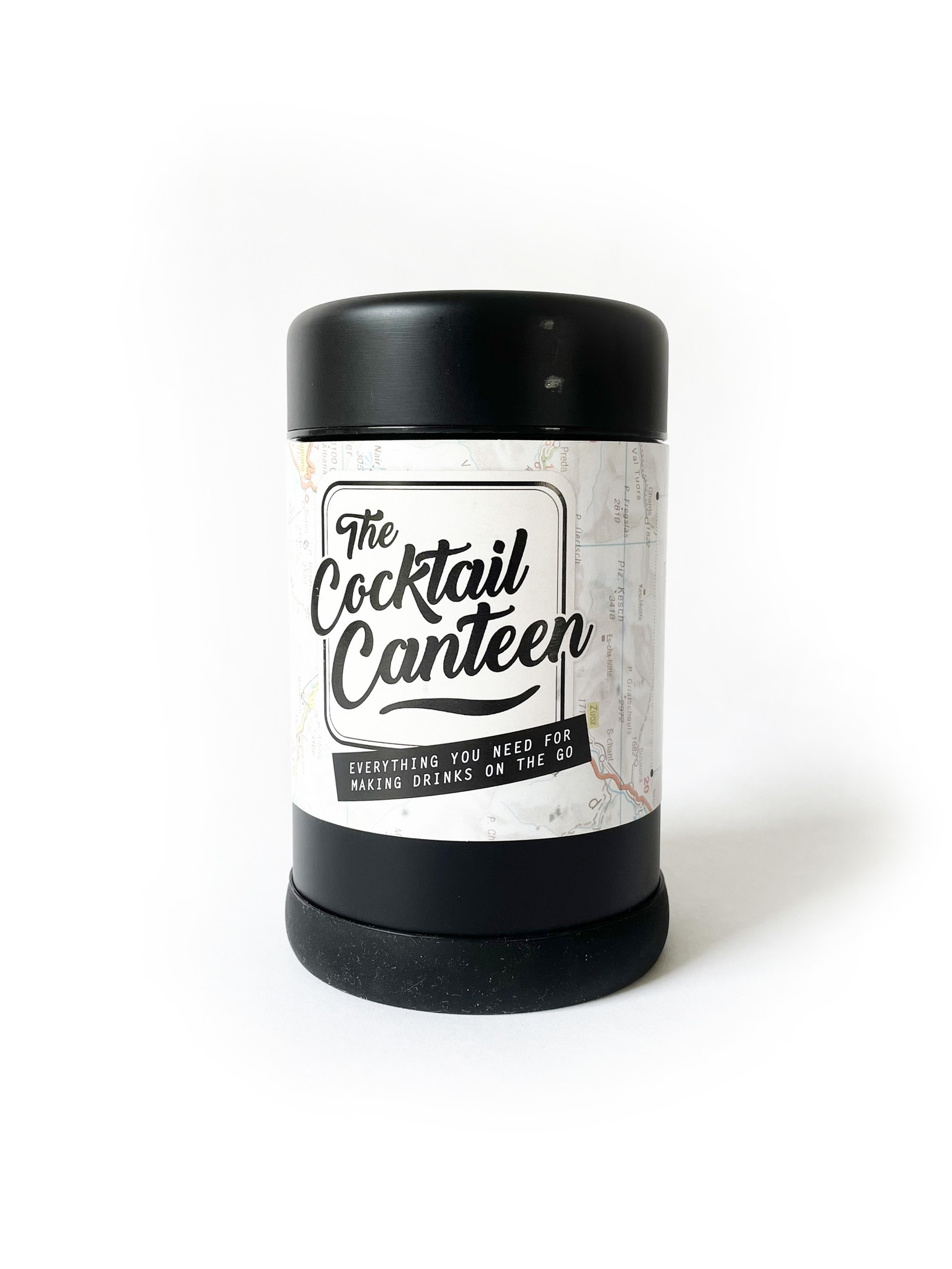 W & P The Cocktail Canteen Kit-1