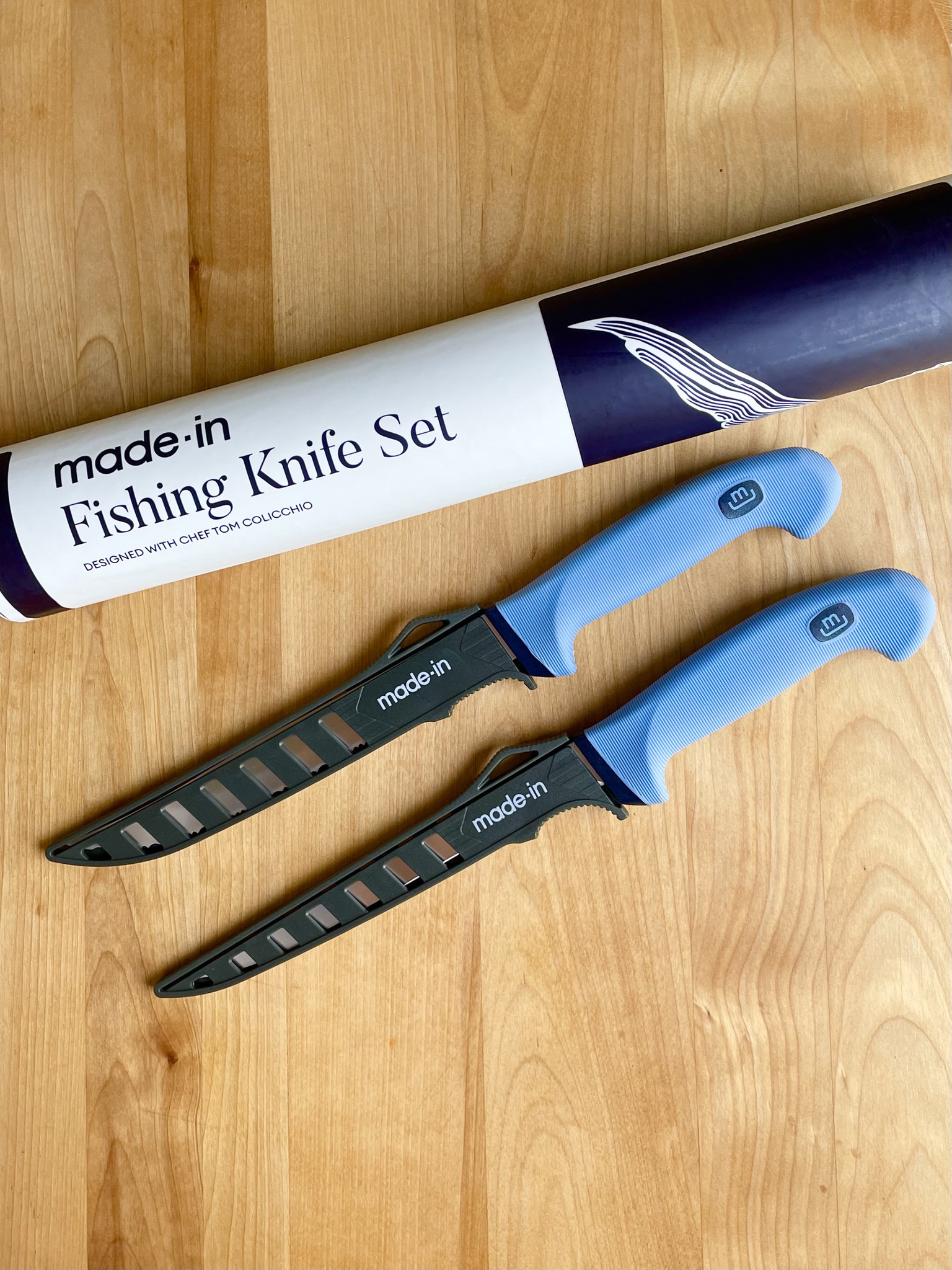 Made In Cookware Fishing Knife Set-2