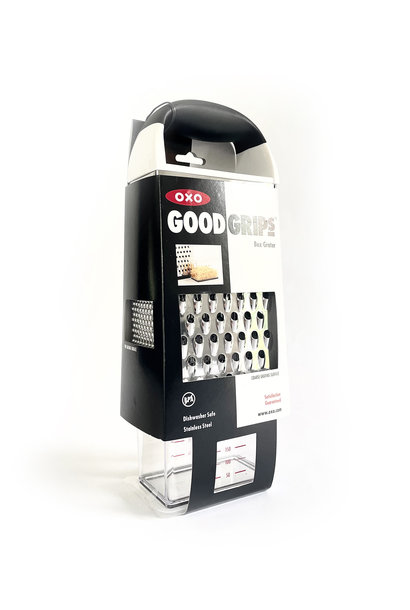 OXO Box Grater with Catchall
