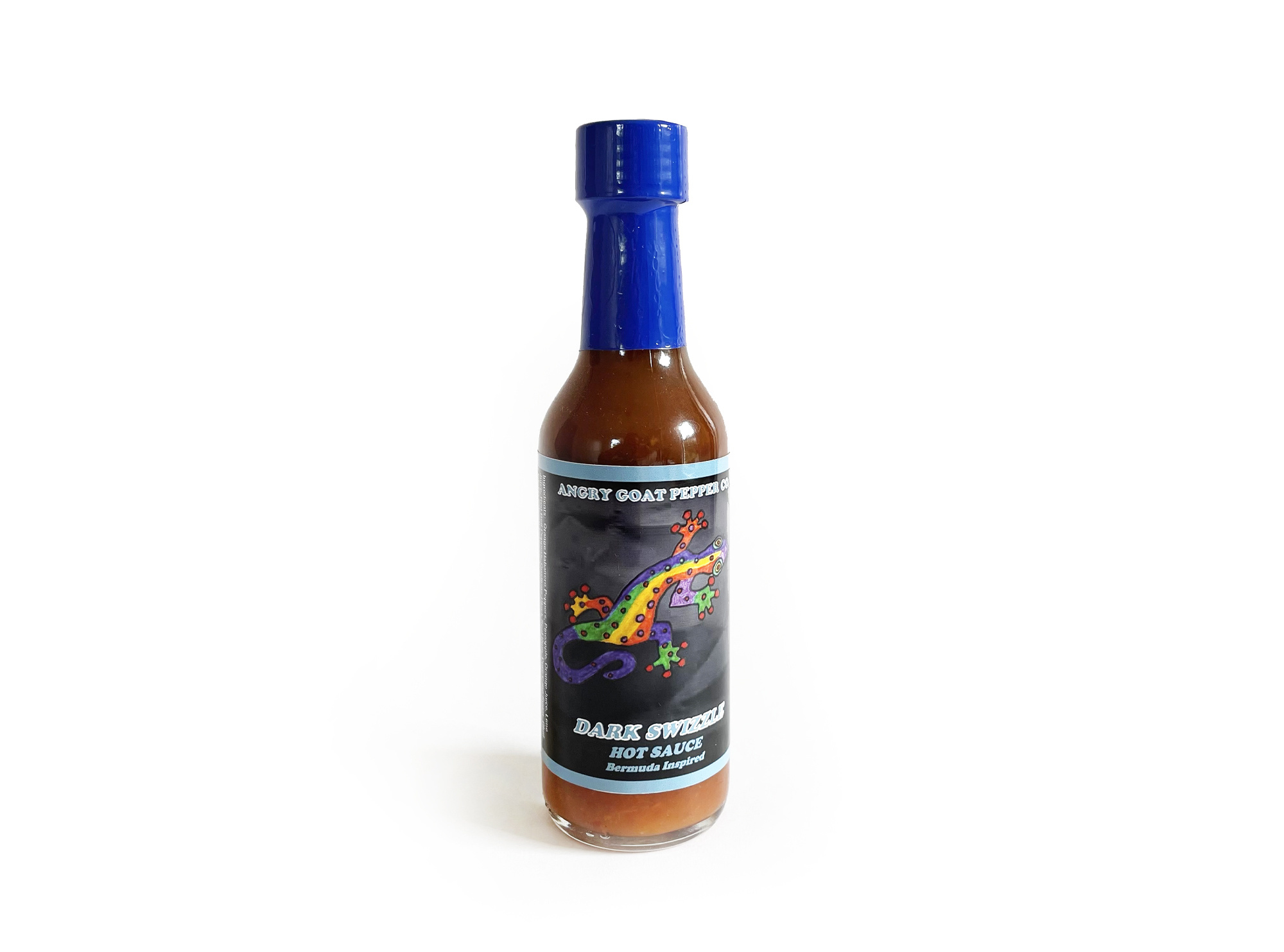 Angry Goat Pepper Co. Dark Swizzle Hot Sauce-1