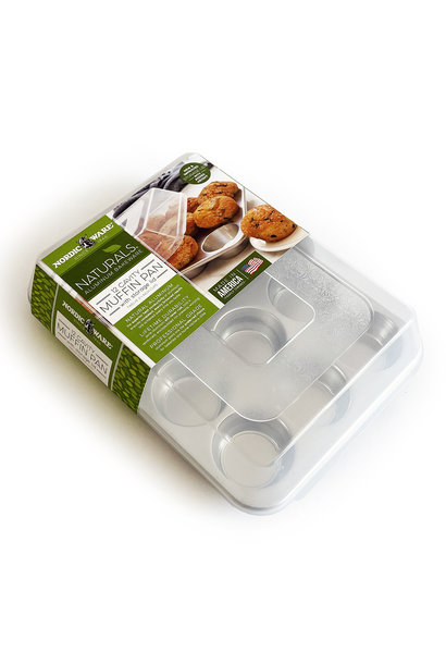 Nordic Ware 12 Cup Muffin Pan with Lid