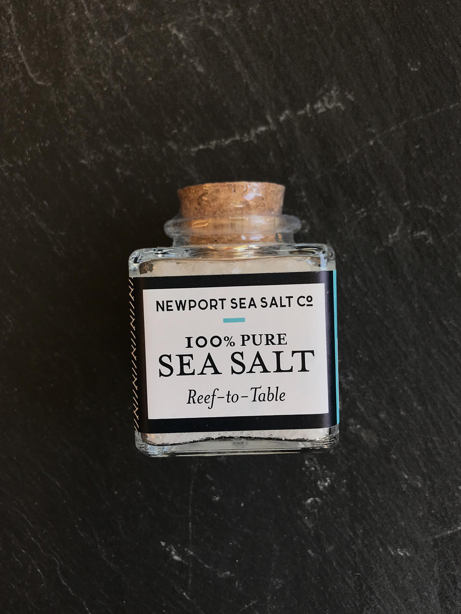 Newport Sea Salt Blends, 2 oz.-1