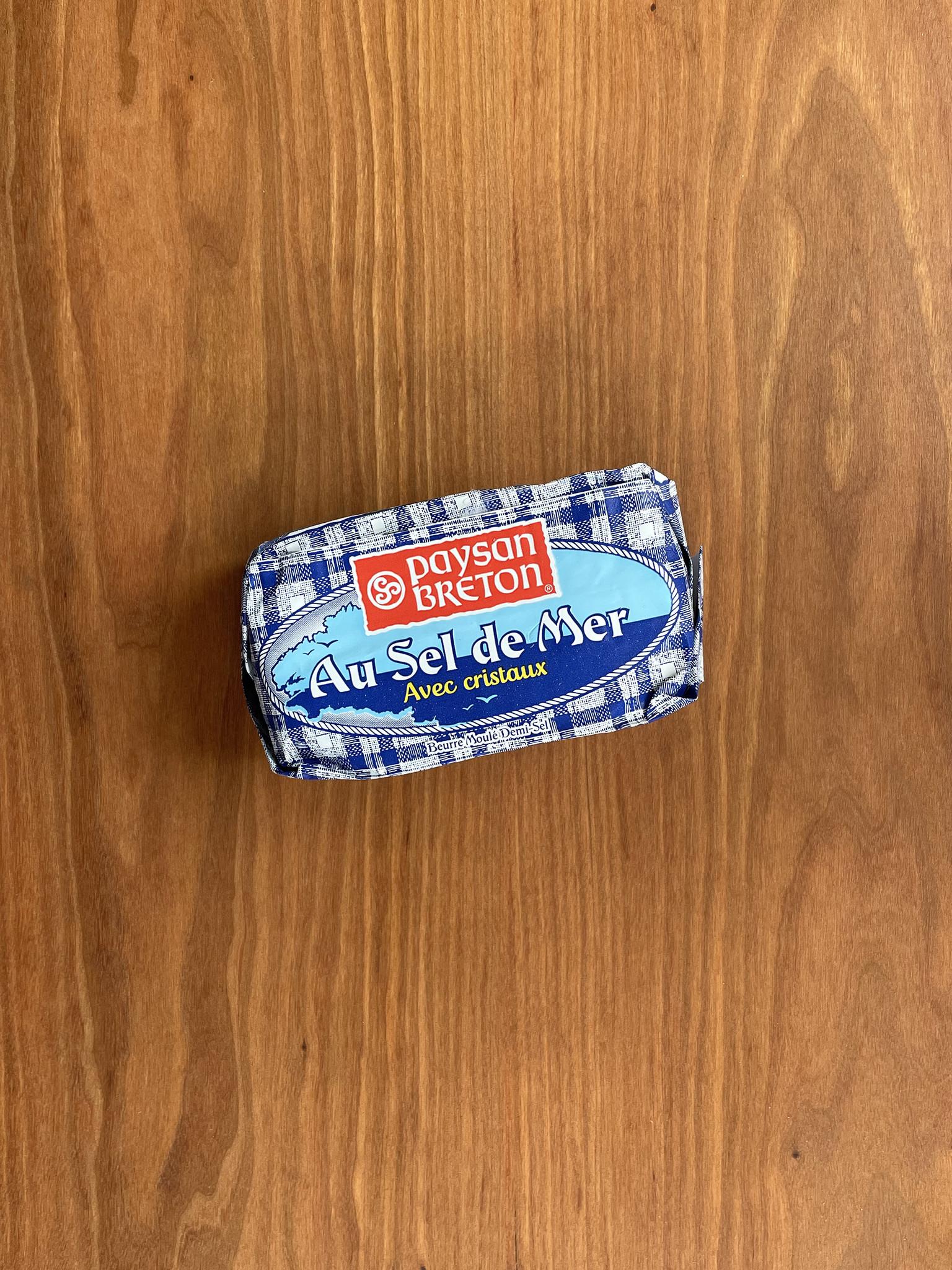 Payson Breton Butter Beurre au Sel de Mer-1