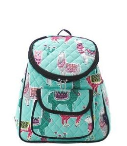 NGIL BACKPACK SMALL QUILTED LLAMA LMA 286