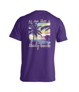 "CHLOE LANE T-SHIRT ""SHADY BEACH"""
