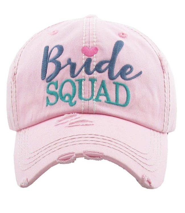 BALL CAP BRIDE SQUAD