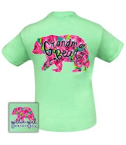 GIRLIE GIRL ORIGINALS T-SHIRT GRANDMA BEAR MINT