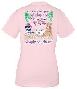 SIMPLY SOUTHERN PREPPY TIDE T-SHIRT