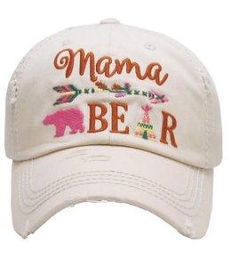 Cap Mama Bear KBC 60057 arrow tepee