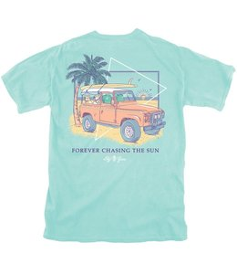 LILY GRACE T-SHIRT CHASING THE SUN Jeep