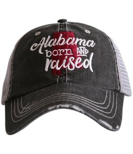 KATYDID KATYDID ALABAMA  BORN AND RAISED TRUCKER