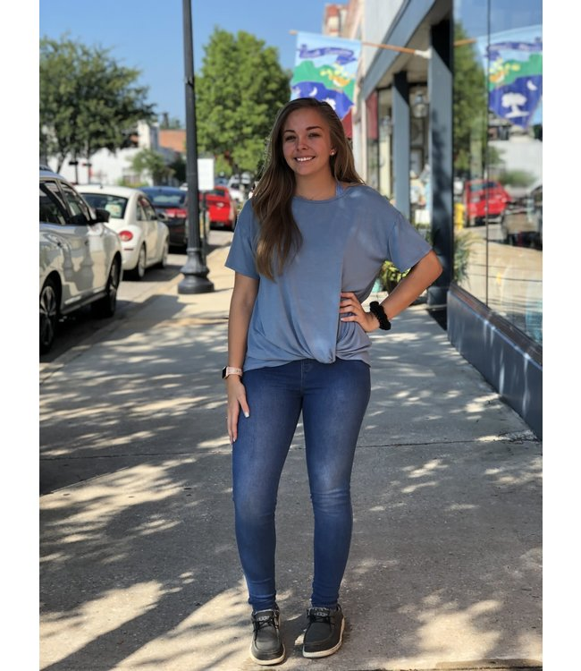 SIMPLY SOUTHERN JEGGINGS DENIM