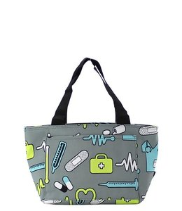 NGIL TOTE LUNCH NURSE NUR 1064 Gray