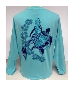 TORTUGA MOON MERMAID LONG SLEEVE