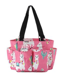 NGIL CADDY BAG LLAMA WORLD PINK LMP 903